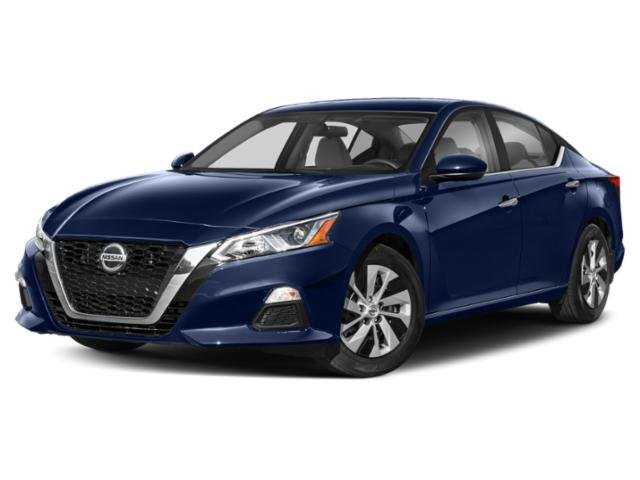 2019 Nissan Altima 2.5 S 2.5 S Sedan Regular Unleaded I-4 2.5 L/152 [1]