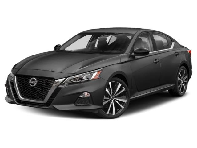 2019 Nissan Altima 2.5 SR 2.5 SR Sedan Regular Unleaded I-4 2.5 L/152 [2]