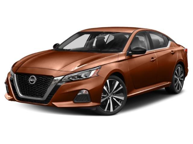 2019 Nissan Altima 2.5 SR 2.5 SR Sedan Regular Unleaded I-4 2.5 L/152 [8]