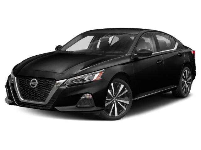 2019 Nissan Altima 2.5 SR 2.5 SR Sedan Regular Unleaded I-4 2.5 L/152 [18]