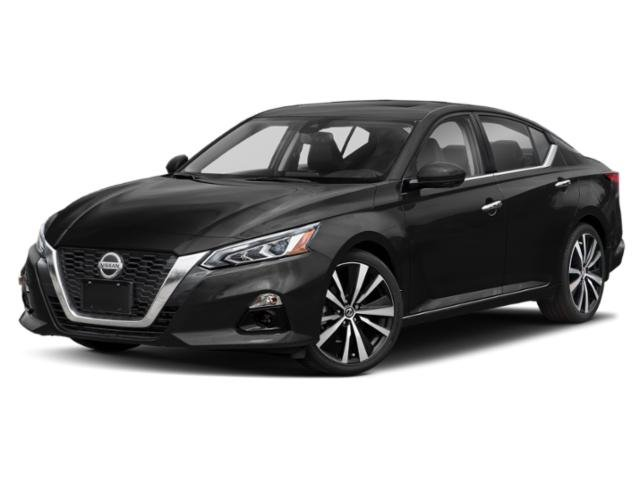 2019 Nissan Altima 2.5 SV 2.5 SV Sedan Regular Unleaded I-4 2.5 L/152 [4]