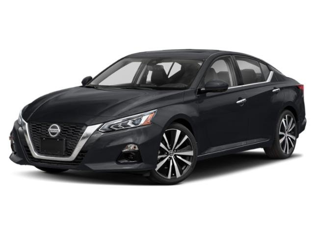 2019 Nissan Altima 2.5 SV 2.5 SV AWD Sedan Regular Unleaded I-4 2.5 L/152 [19]