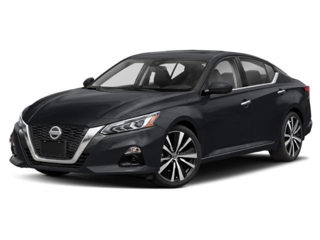 2019 Nissan Altima 2.5 SV 2.5 SV AWD Sedan Regular Unleaded I-4 2.5 L/152 [17]