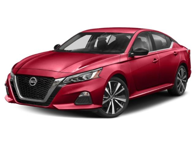 2019 Nissan Altima 2.5 SR 2.5 SR Sedan Regular Unleaded I-4 2.5 L/152 [10]
