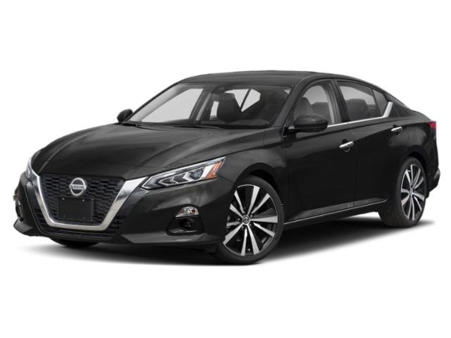 2019 Nissan Altima 2.5 SL 2.5 SL Sedan Regular Unleaded I-4 2.5 L/152 [8]