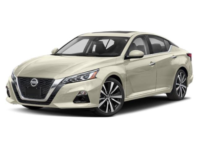 2019 Nissan Altima 2.5 SL 2.5 SL AWD Sedan Regular Unleaded I-4 2.5 L/152 [19]