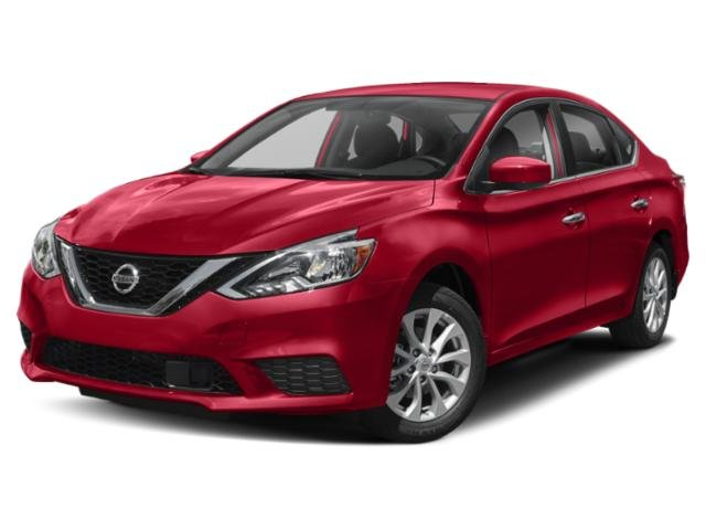 2019 Nissan Sentra SV SV CVT *Ltd Avail* Regular Unleaded I-4 1.8 L/110 [11]