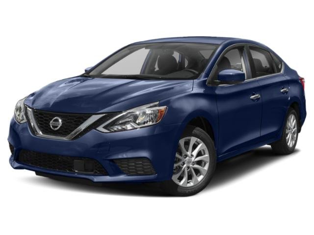 2019 Nissan Sentra SV SV CVT *Ltd Avail* Regular Unleaded I-4 1.8 L/110 [12]