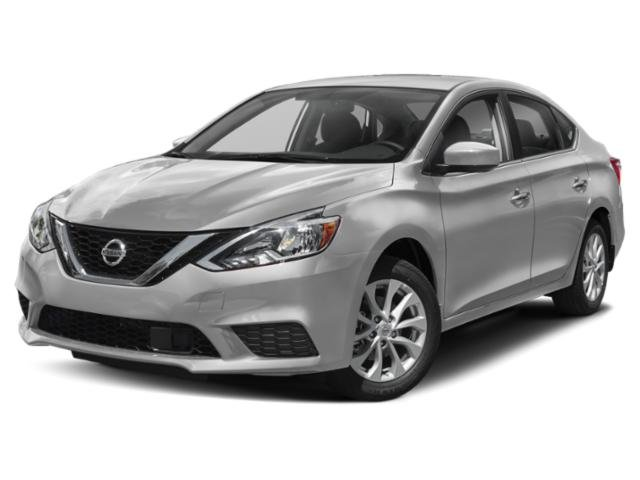 2019 Nissan Sentra S S CVT Regular Unleaded I-4 1.8 L/110 [8]