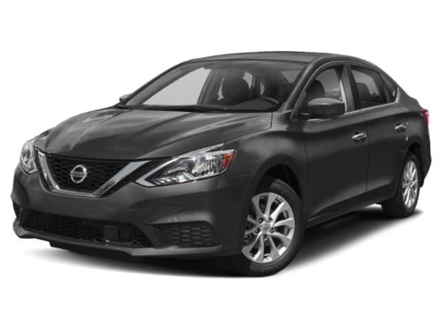 2019 Nissan Sentra S S CVT Regular Unleaded I-4 1.8 L/110 [9]