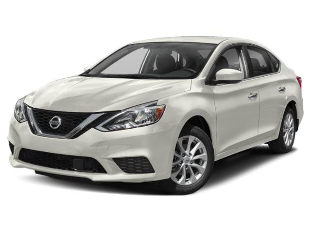 2019 Nissan Sentra SV SV CVT *Ltd Avail* Regular Unleaded I-4 1.8 L/110 [6]