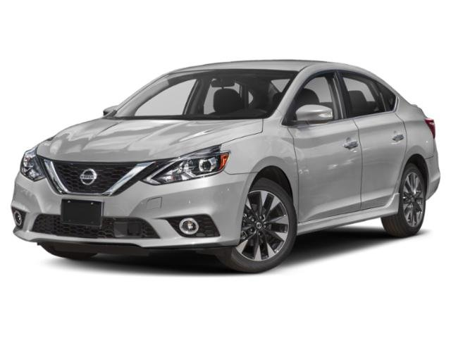 2019 Nissan Sentra SR Turbo SR Turbo CVT Intercooled Turbo Regular Unleaded I-4 1.6 L/99 [0]