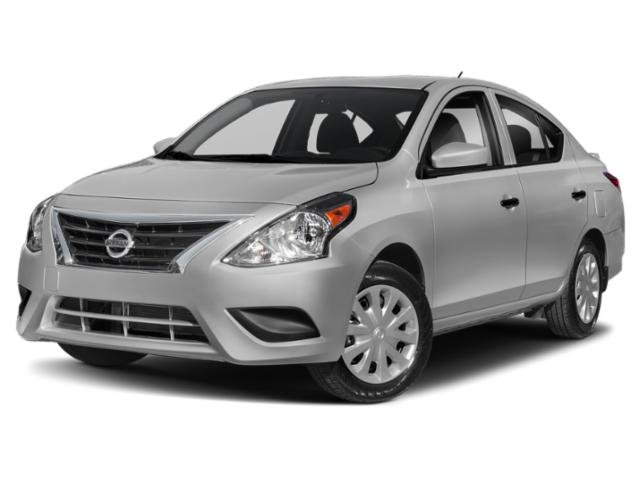 2019 Nissan Versa Sedan SV SV CVT Regular Unleaded I-4 1.6 L/98 [8]