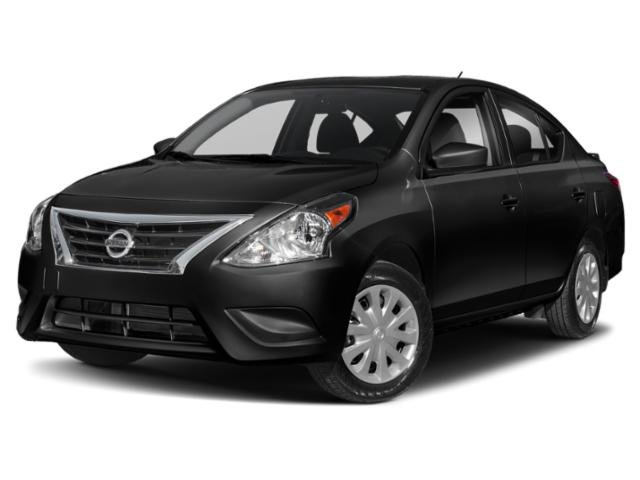 2019 Nissan Versa Sedan SV SV CVT Regular Unleaded I-4 1.6 L/98 [1]