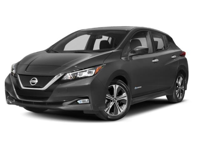 2019 Nissan LEAF SV PLUS SV PLUS Hatchback Electric [1]