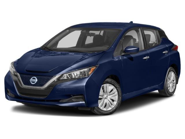 2019 Nissan LEAF SV SV Hatchback Electric [2]