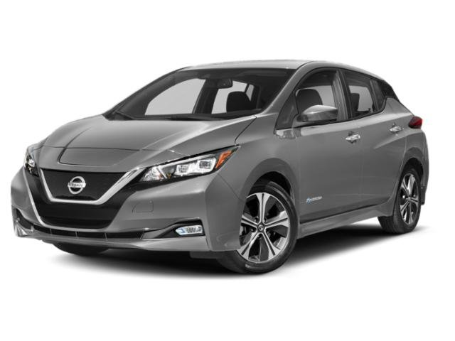 2019 Nissan LEAF SV PLUS SV PLUS Hatchback Electric [9]