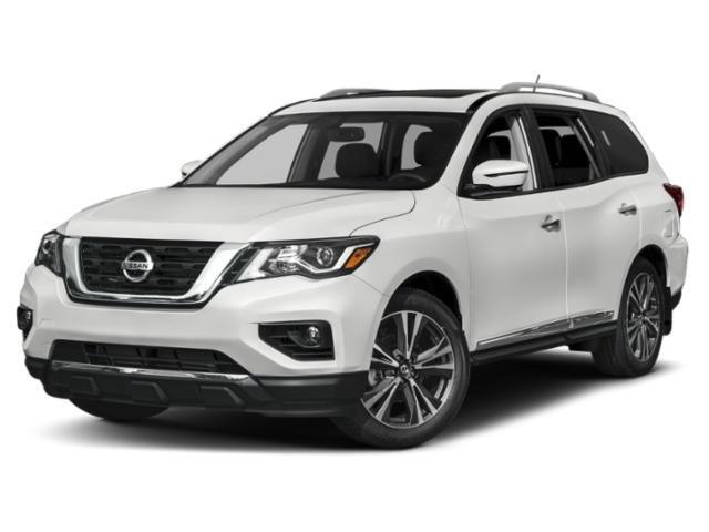2019 Nissan Pathfinder Platinum 4x4 Platinum Regular Unleaded V-6 3.5 L/213 [0]