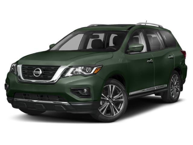 2019 Nissan Pathfinder Platinum 4x4 Platinum Regular Unleaded V-6 3.5 L/213 [4]