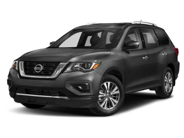 2019 Nissan Pathfinder S 4x4 S Regular Unleaded V-6 3.5 L/213 [0]