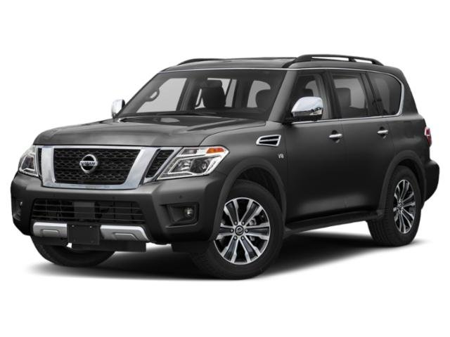 2019 Nissan Armada SL 4x4 SL Regular Unleaded V-8 5.6 L/339 [1]