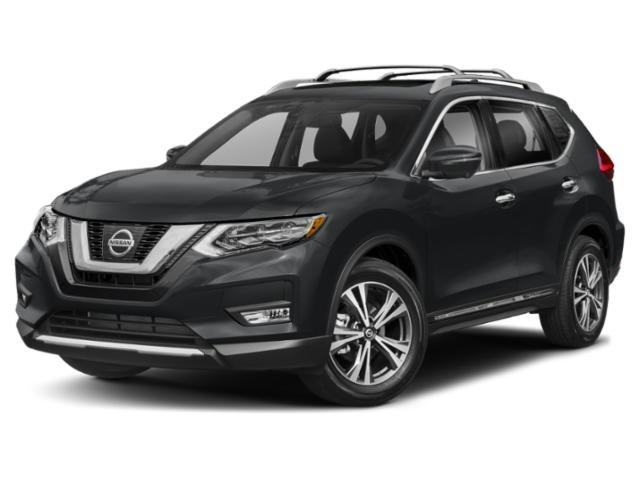 2019 Nissan Rogue SL AWD SL Regular Unleaded I-4 2.5 L/152 [30]