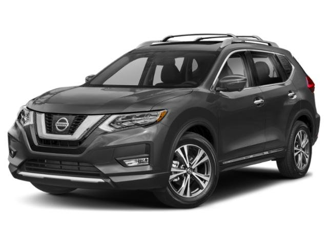 2019 Nissan Rogue SL AWD SL Regular Unleaded I-4 2.5 L/152 [0]