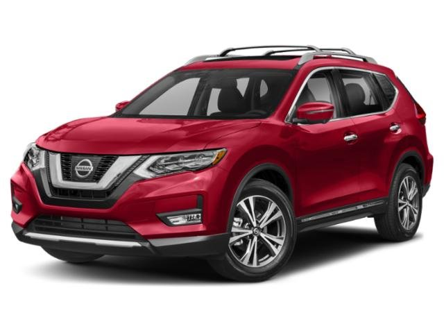 2019 Nissan Rogue SL AWD SL Regular Unleaded I-4 2.5 L/152 [1]