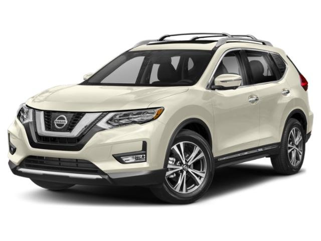 2019 Nissan Rogue SL AWD SL Regular Unleaded I-4 2.5 L/152 [18]