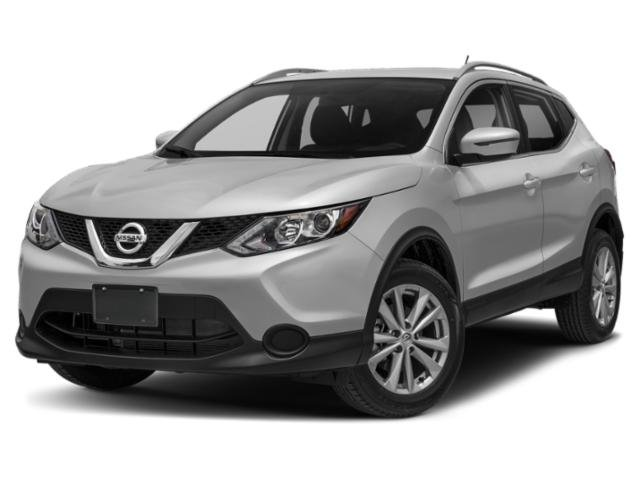 2019 Nissan Rogue Sport S FWD S Regular Unleaded I-4 2.0 L/122 [6]