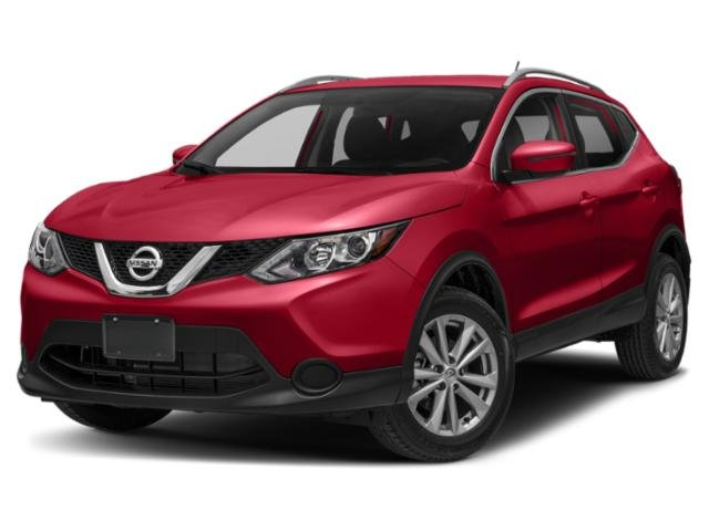 2019 Nissan Rogue Sport SV AWD SV Regular Unleaded I-4 2.0 L/122 [4]