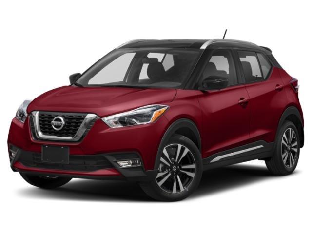 2019 Nissan Kicks SR SR FWD Regular Unleaded I-4 1.6 L/98 [18]