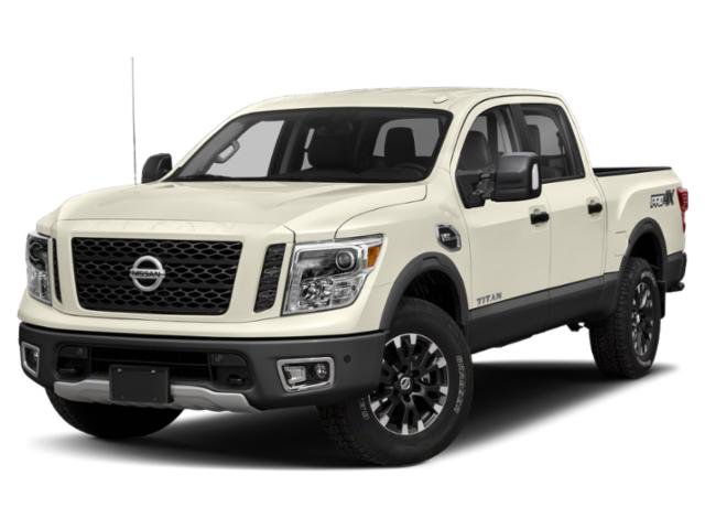 2019 Nissan Titan PRO-4X 4x4 Crew Cab PRO-4X Regular Unleaded V-8 5.6 L/339 [10]