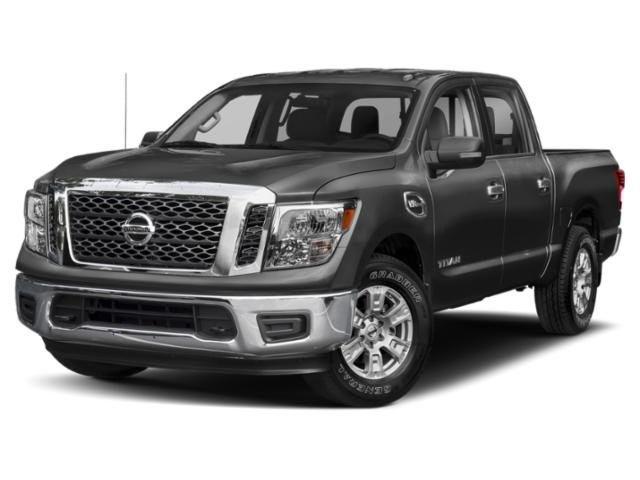 2019 Nissan Titan SV 4x2 Crew Cab SV Regular Unleaded V-8 5.6 L/339 [3]