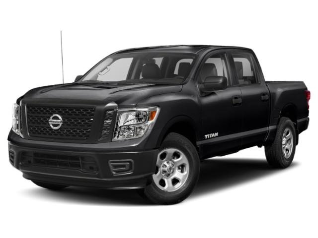 2019 Nissan Titan S 4x2 Crew Cab S Regular Unleaded V-8 5.6 L/339 [2]
