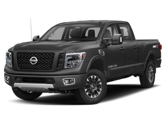 2019 Nissan Titan XD PRO-4X 4x4 Diesel Crew Cab PRO-4X Intercooled Turbo Diesel V-8 5.0 L/305 [1]