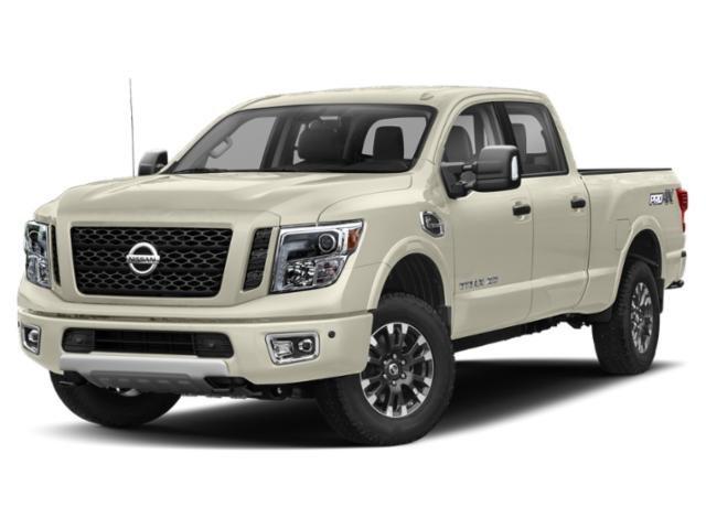 2019 Nissan Titan XD PRO-4X 4x4 Diesel Crew Cab PRO-4X Intercooled Turbo Diesel V-8 5.0 L/305 [0]