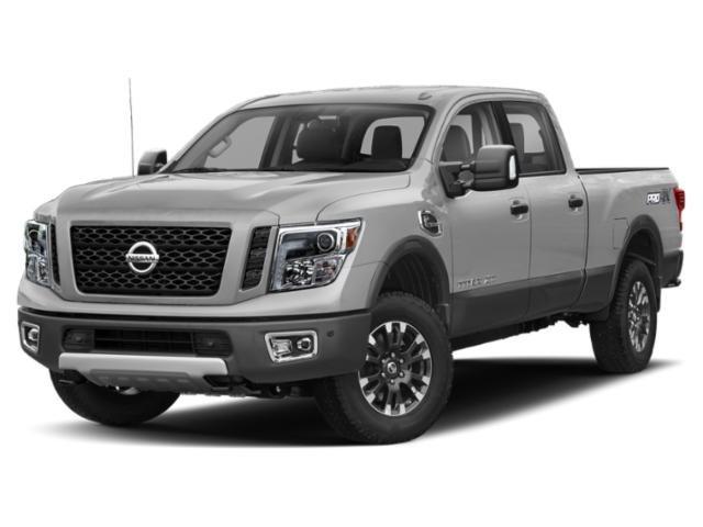 2019 Nissan Titan XD PRO-4X 4x4 Gas Crew Cab PRO-4X Regular Unleaded V-8 5.6 L/339 [16]