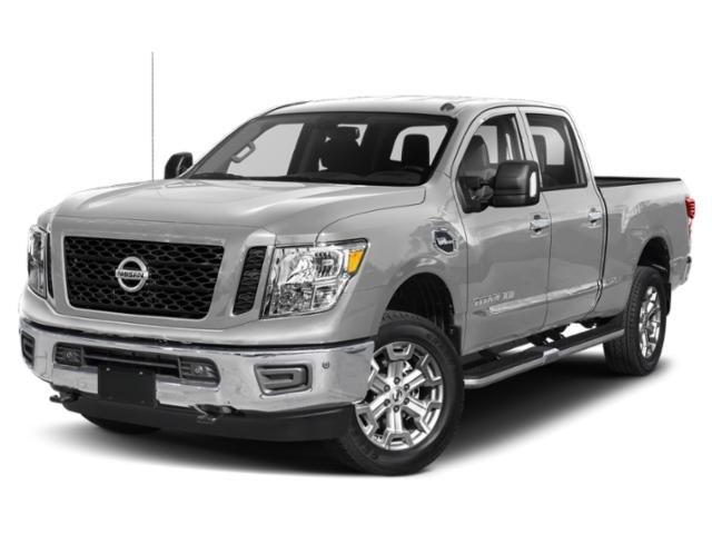 2019 Nissan Titan XD SV 4x4 Gas Crew Cab SV Regular Unleaded V-8 5.6 L/339 [0]