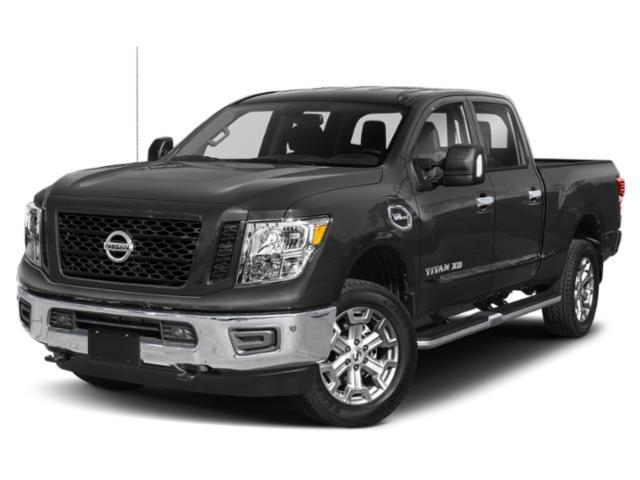 2019 Nissan Titan XD S 4x4 Gas Crew Cab S Regular Unleaded V-8 5.6 L/339 [17]
