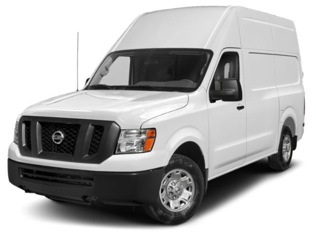 2019 Nissan NV Cargo SV Glacier White
