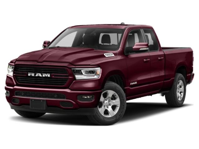 2019 Ram 1500 Laramie Laramie 4x2 Quad Cab 6'4″ Box Regular Unleaded V-8 5.7 L/345 [8]