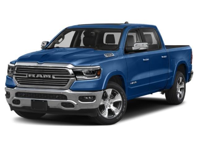 "2019 Ram 1500 Laramie Laramie 4x4 Crew Cab 5'7"" Box Regular Unleaded V-8 5.7 L/345 [19]"