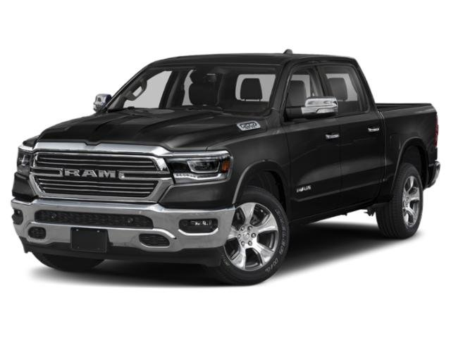 2019 Ram 1500 Laramie Laramie 4x4 Crew Cab 6'4″ Box Regular Unleaded V-8 5.7 L/345 [7]