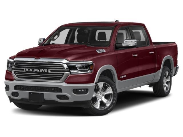 2019 Ram 1500 Laramie Laramie 4x4 Crew Cab 5'7″ Box Regular Unleaded V-8 5.7 L/345 [6]