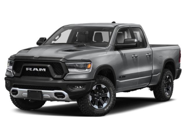 "2019 Ram 1500 Rebel Rebel 4x4 Quad Cab 6'4"" Box Gas/Electric V-6 3.6 L/220 [6]"