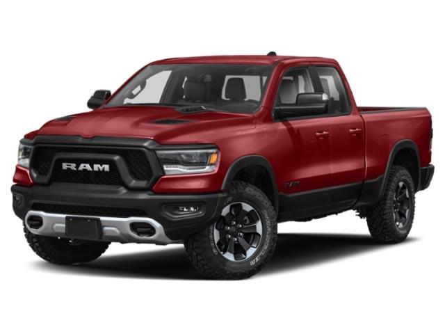 "2019 Ram 1500 Rebel Rebel 4x4 Quad Cab 6'4"" Box Regular Unleaded V-8 5.7 L/345 [9]"