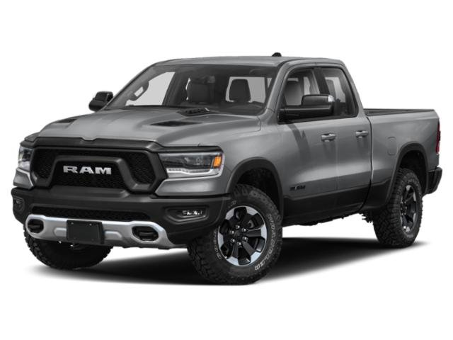 "2019 Ram 1500 Rebel Rebel 4x4 Quad Cab 6'4"" Box Gas/Electric V-6 3.6 L/220 [0]"