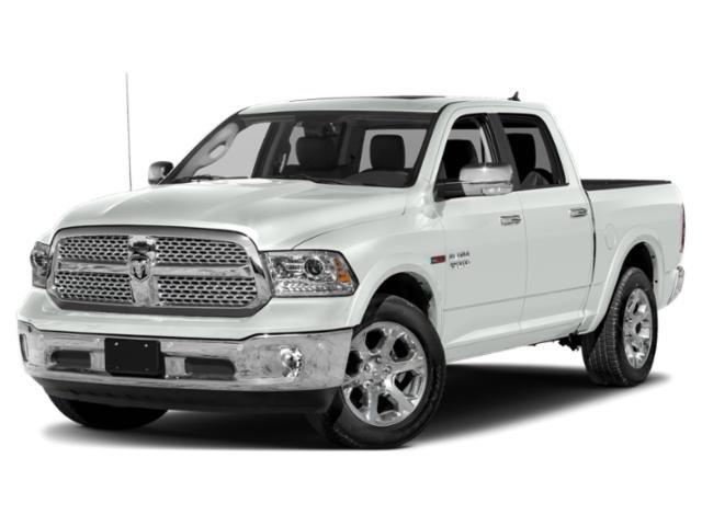 2019 RAM 1500 CLASSIC Laramie Laramie 4x4 Crew Cab 5'7″ Box Intercooled Turbo Diesel V-6 3.0 L/182 [2]