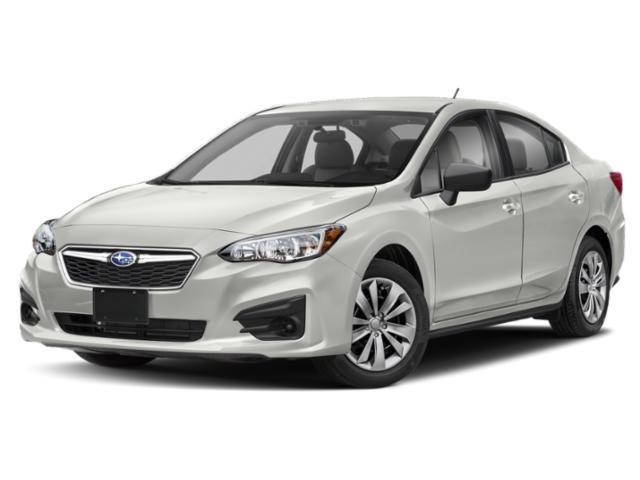 2019 Subaru Impreza 2.0i 2.0i 4-door CVT Regular Unleaded H-4 2.0 L/122 [19]